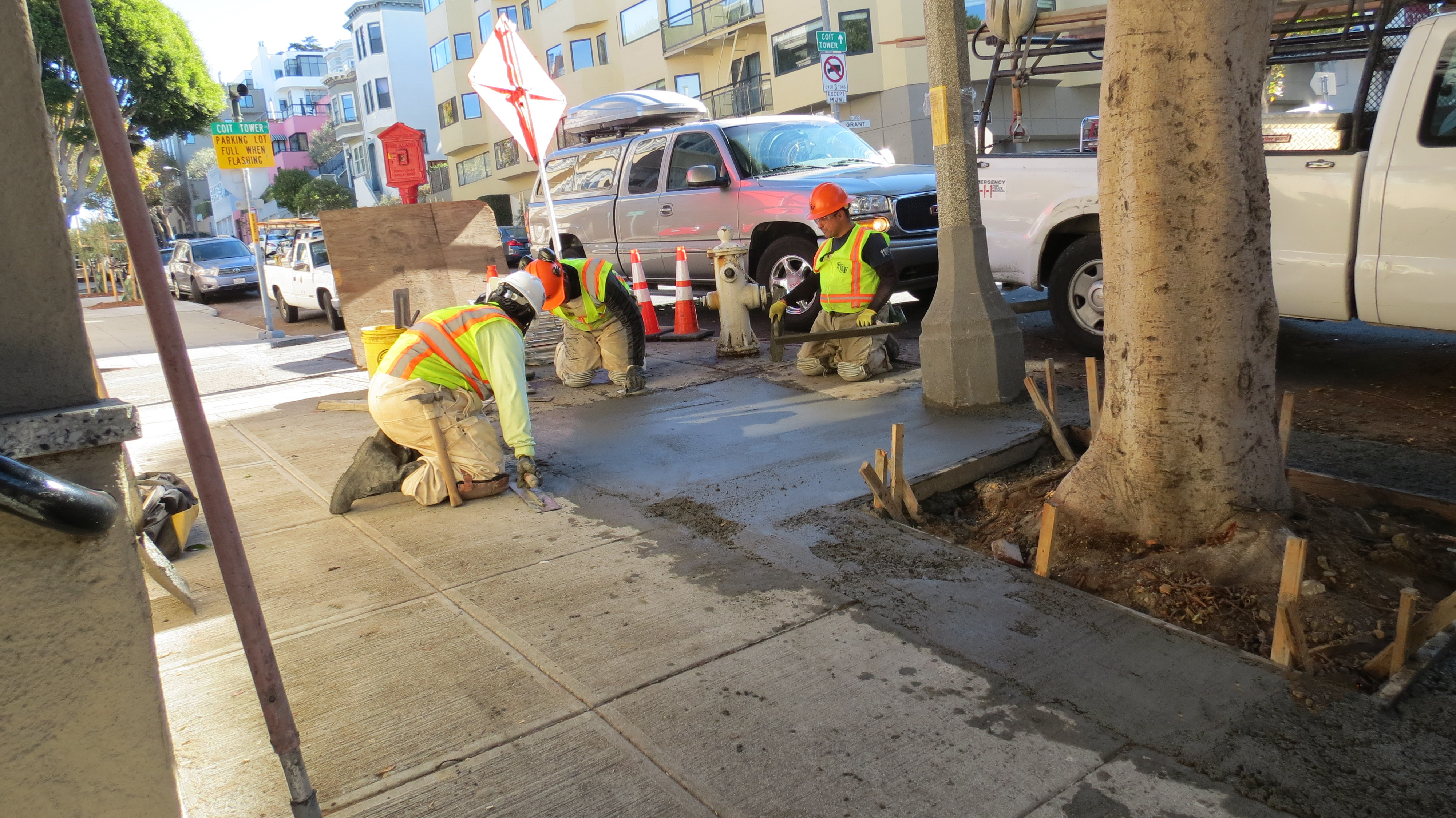 Sidewalk Inspection and Repair Program
