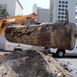 tank removal