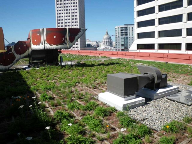 One South Van Ness roof