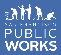 San Francisco Public Works website logo