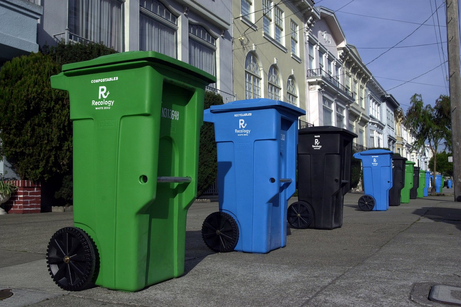 Recycling And Refuse Collection Public Works