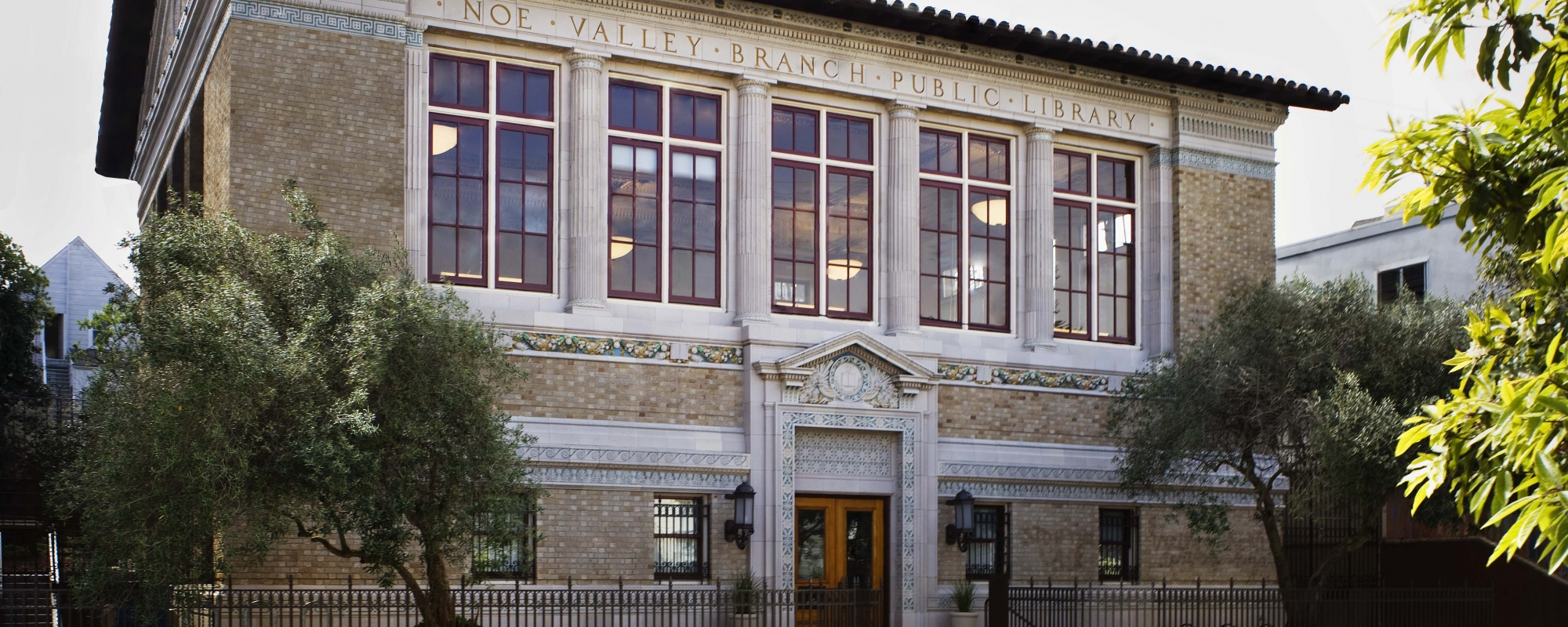 Noe Valley/Sally Brunn Branch Library