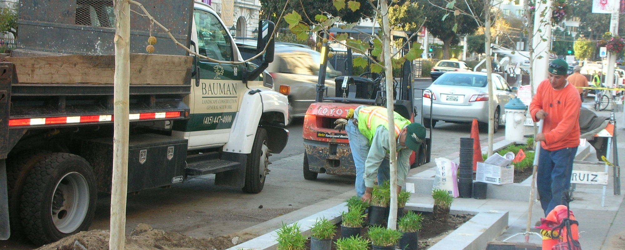 Van Ness Avenue Enhancement Project