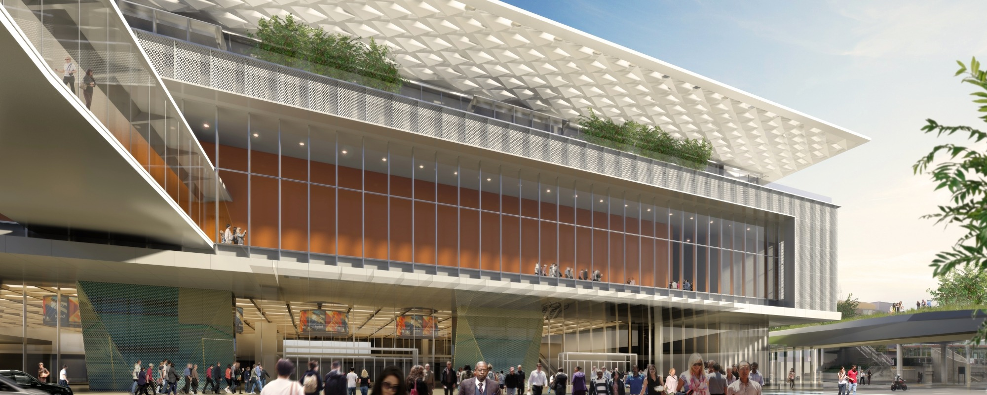 Moscone Expansion Project