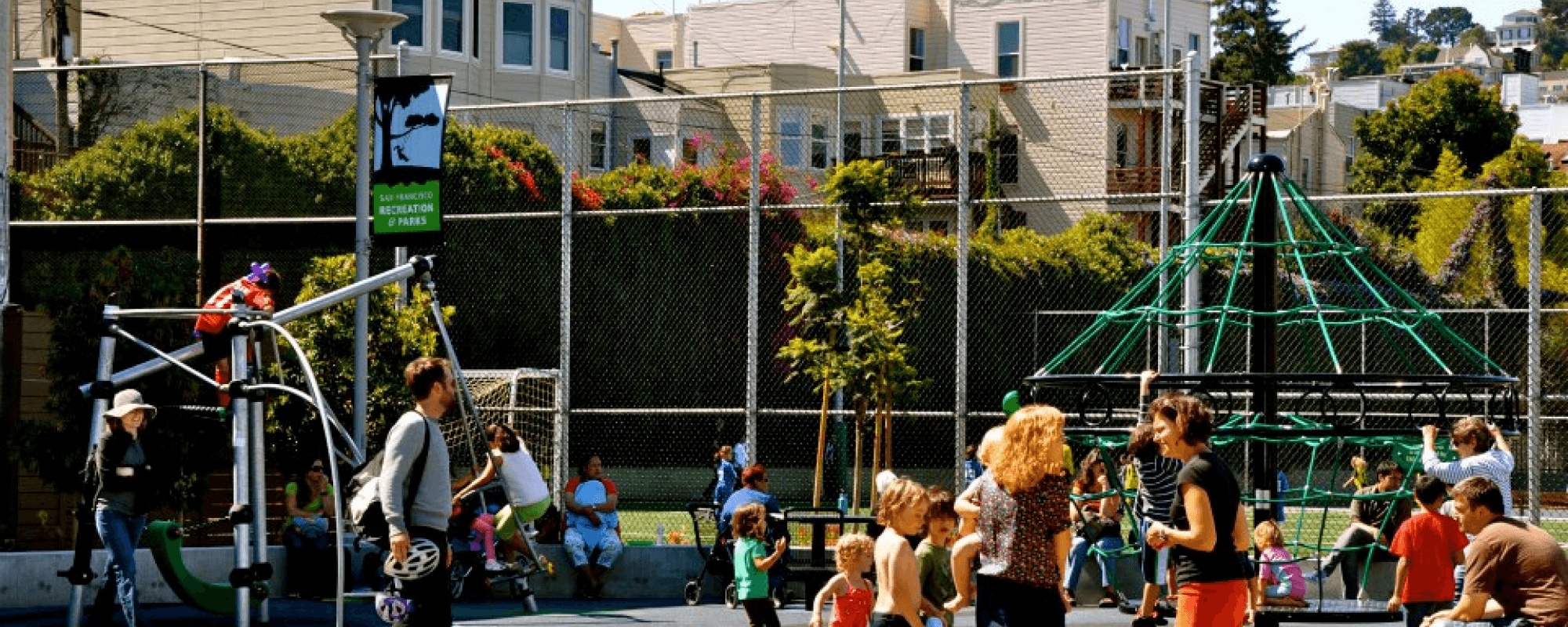Mission Clubhouse, Pool, and Playground Renovation