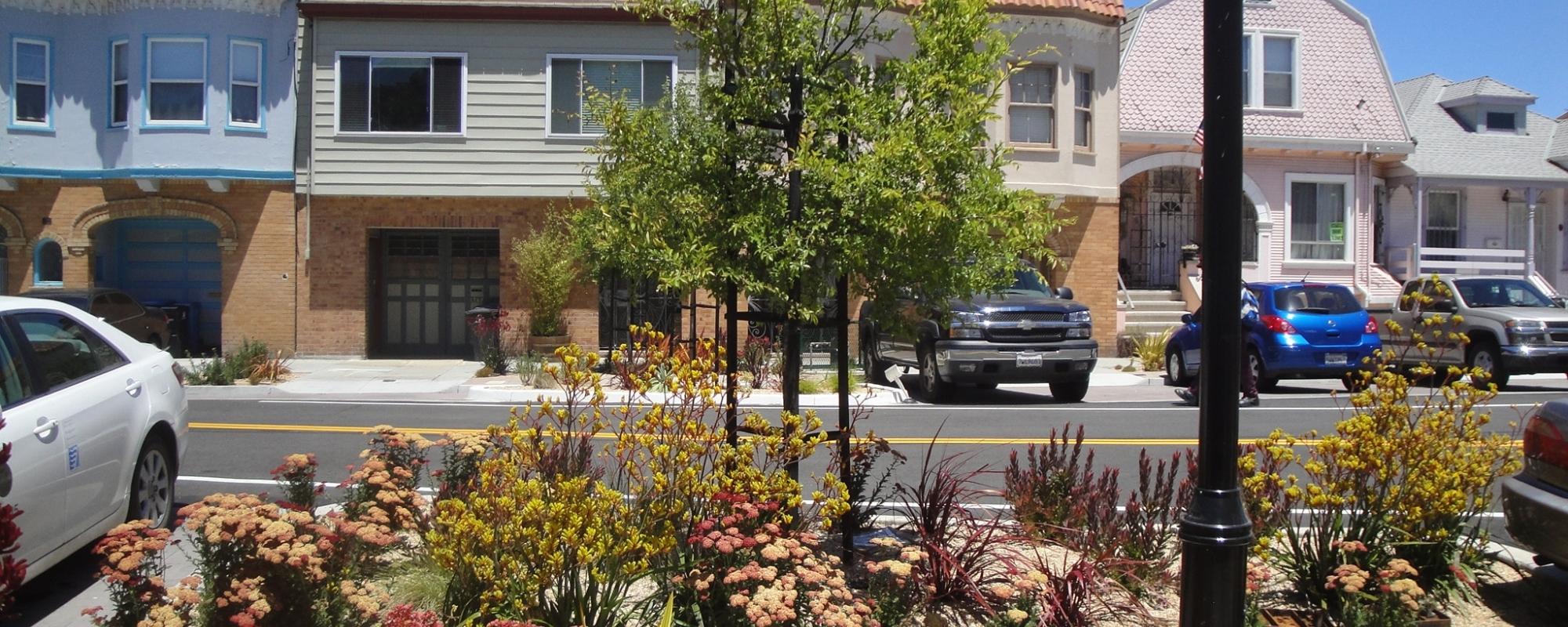 Newcomb Streetscape Improvement Project