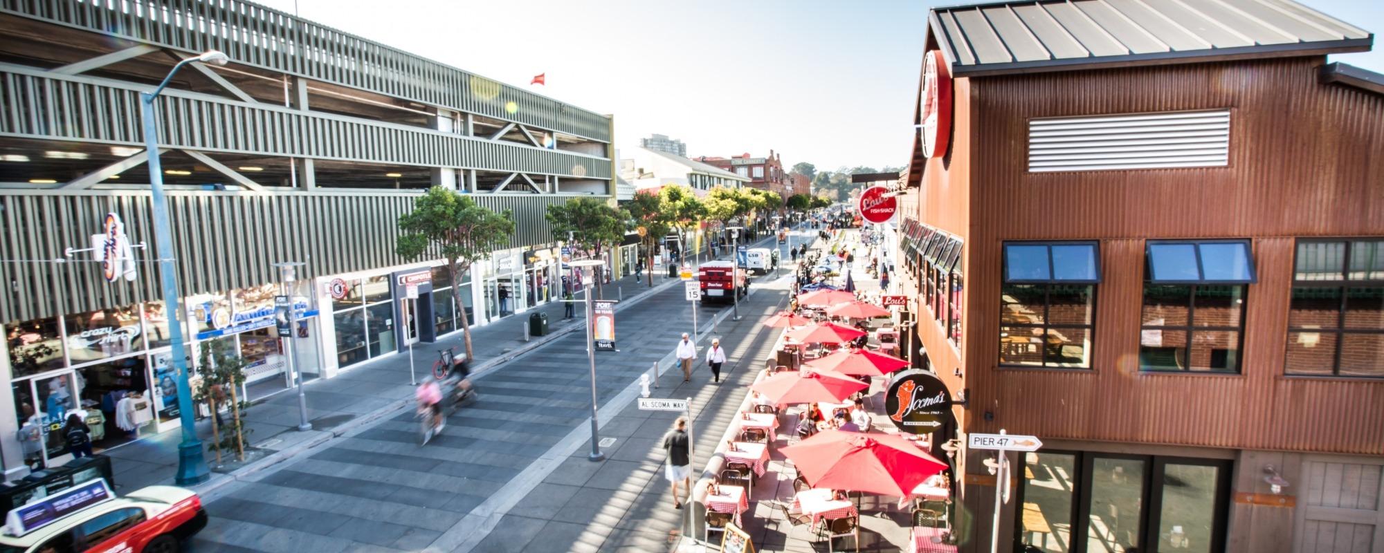 Jefferson Streetscape Improvement Project