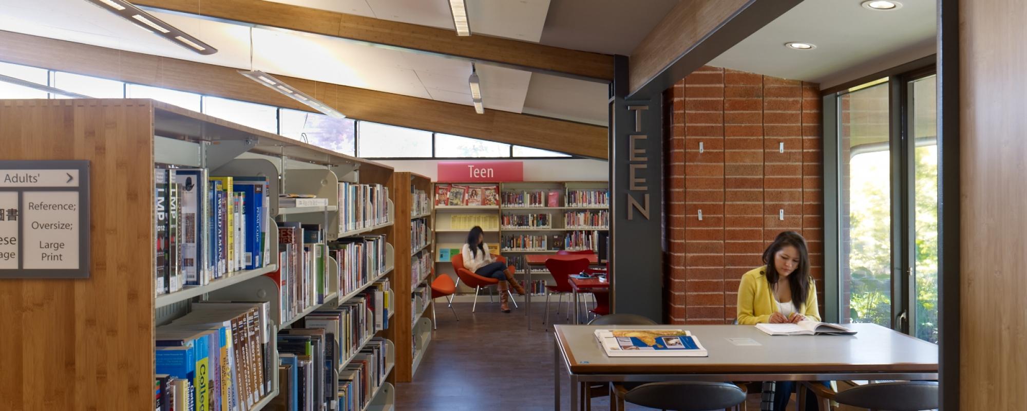 Merced Branch Library