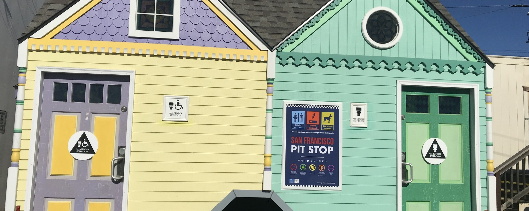 Painted Lady Pit Stop