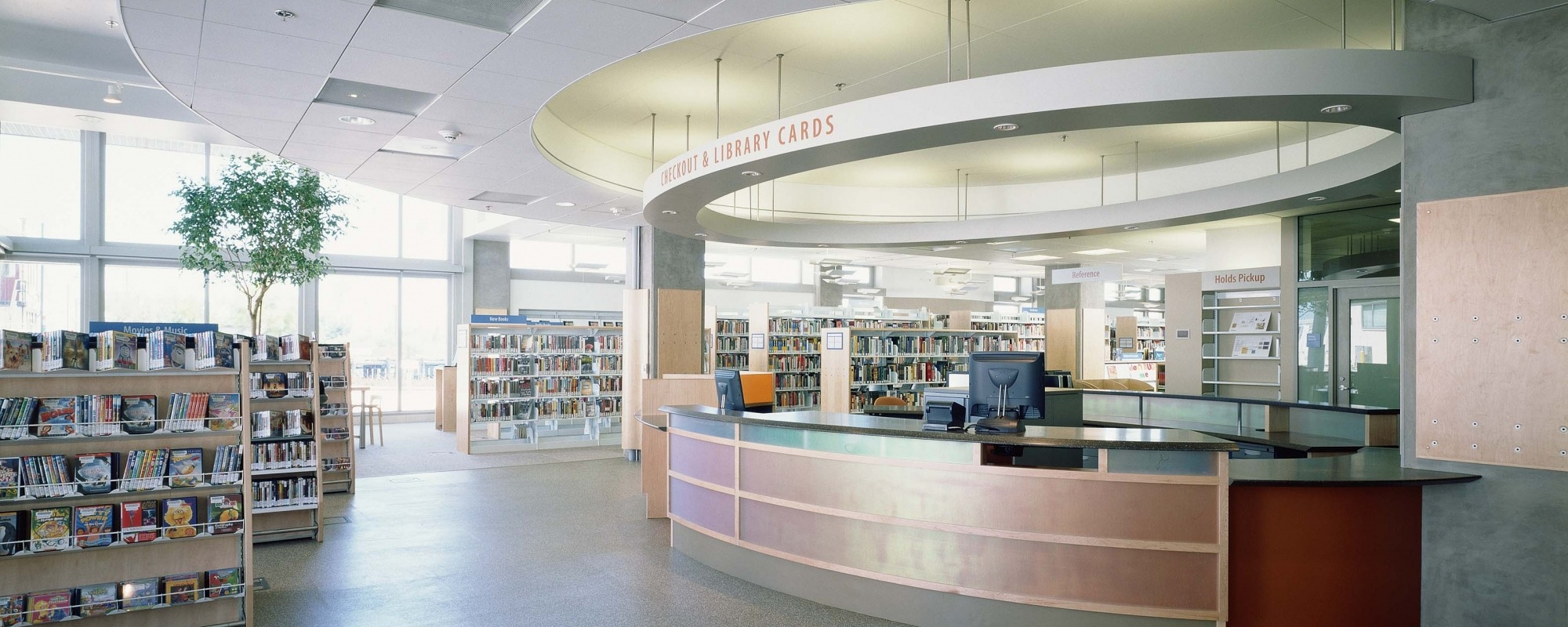 Mission Bay Branch Library