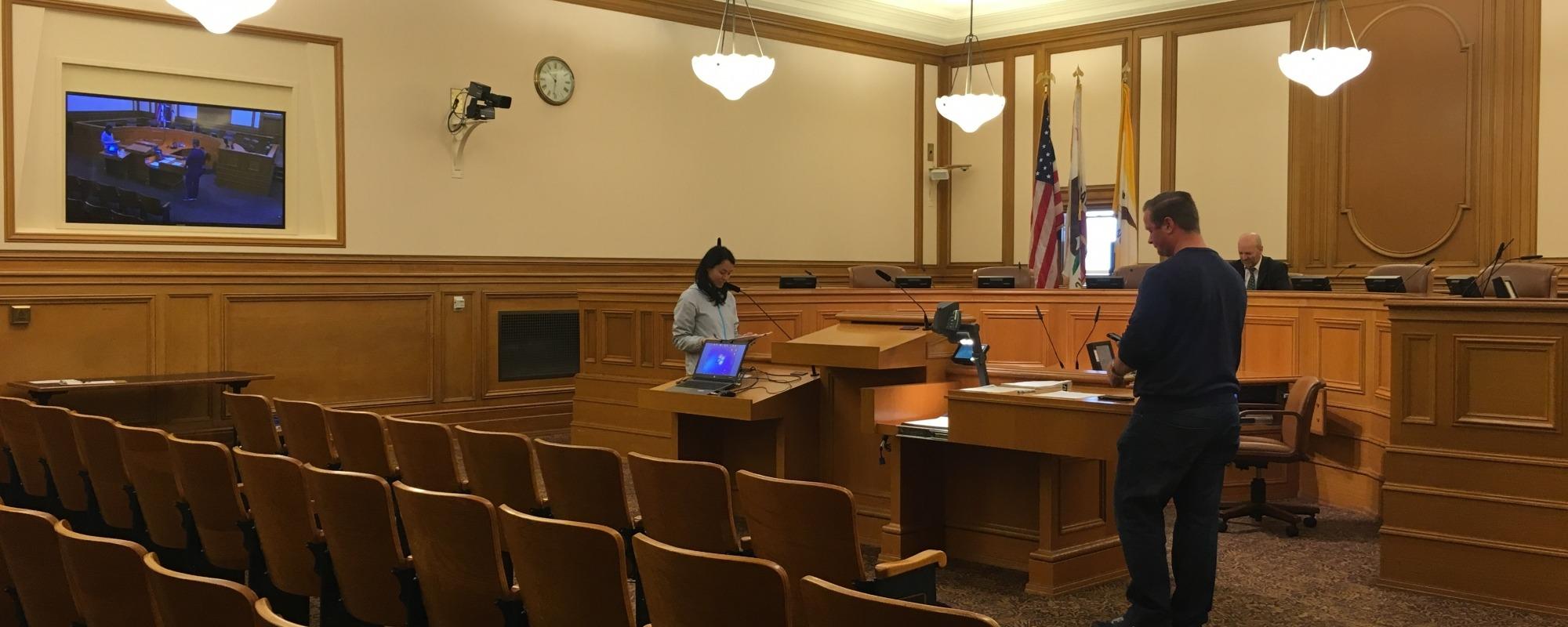 Public Hearing photo