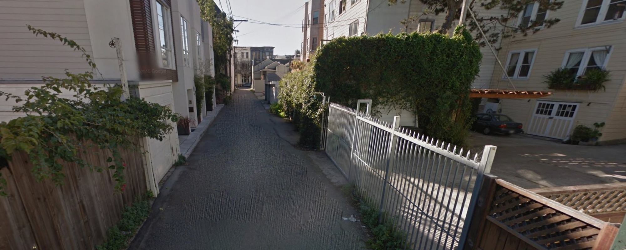 Ames and Quane Alleyway Improvement Project