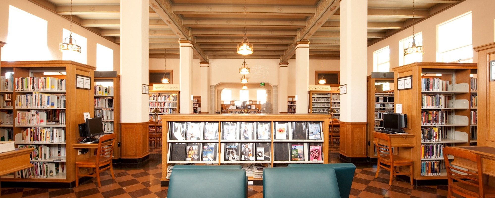 Bernal Heights Branch Library