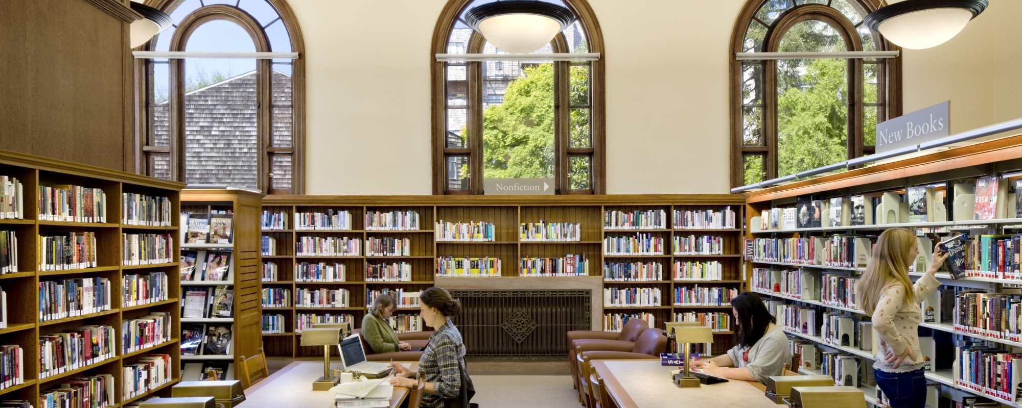 Presidio Branch Library