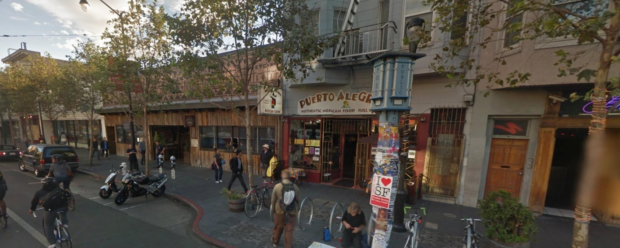 Valencia Streetscape Project