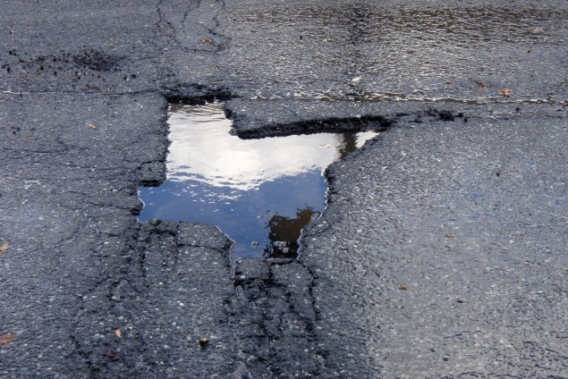 Street Sweeping Sf >> Potholes | Public Works